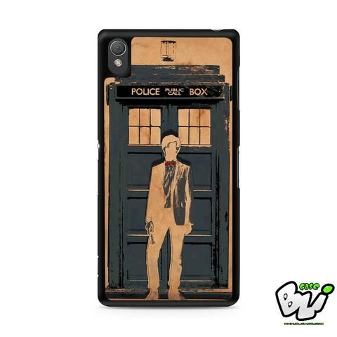 Doctor Who Mat Smith Sony Experia Z3,Z4,Z5,C3,C4,E4,M4,T3 Case,Sony Z3,Z4,Z5 MINI Compact Case