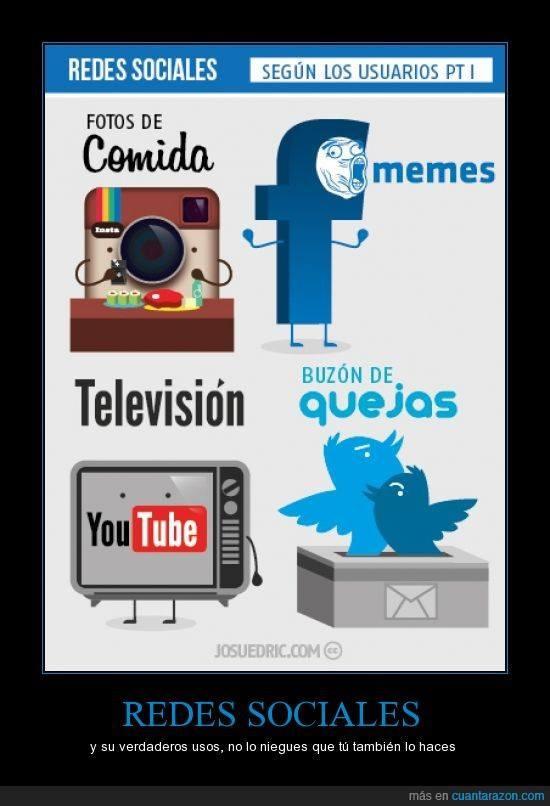 Redes Sociales #Humor