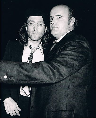 John Lennon and Peter Boyle
