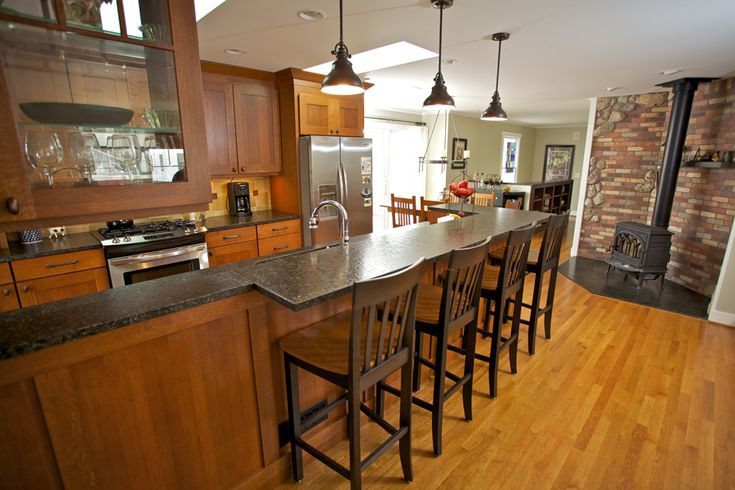 galley kitchen with breakfast bar 26 best downtown grand home remodel images on 6781