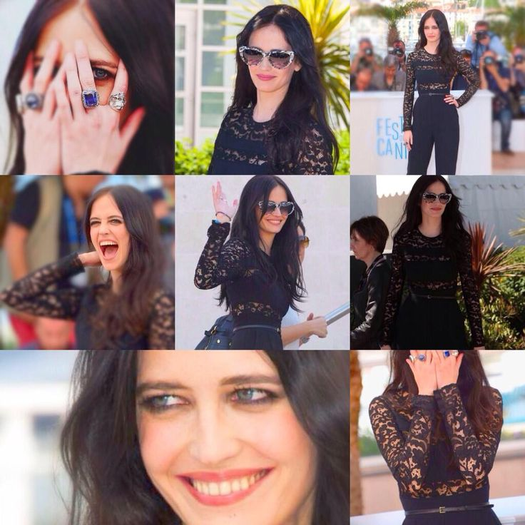 #EvaGreen @FdC_officiel #Cannes2014