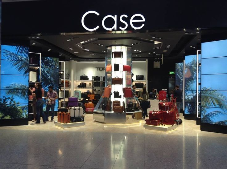 17 Best images about LUGGAGE STORES AND DISPLAY on Pinterest ...