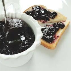 Compota de mirtilo (blueberries) rápida e fácil @ allrecipes.com.br