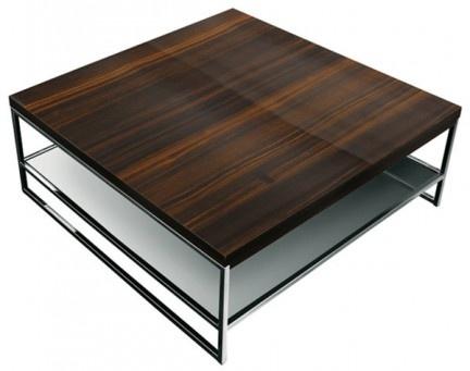 zebrano coffe table