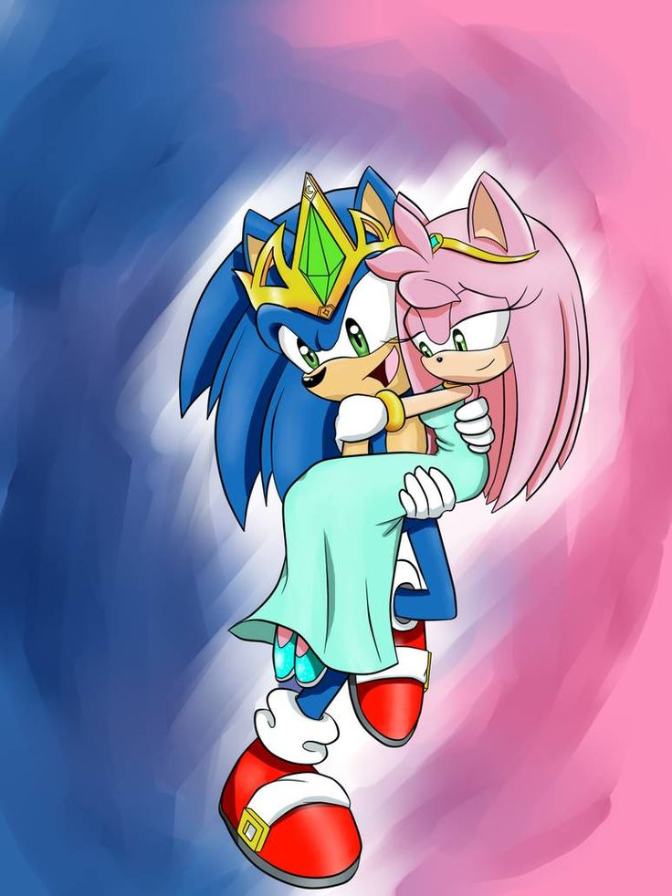 Amy and rouge xD - Sonic the Hedgehog Photo (10151025