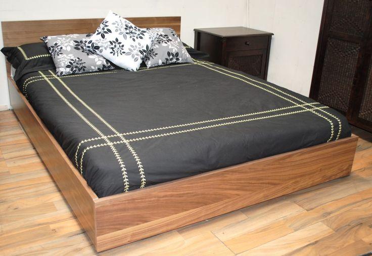 King Size Bed Frame Bedroom: Platform King Size Beds | King Platform Bed Frame | King