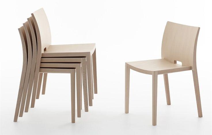 Unos Chair | by Jasper Morrison & Andreu World