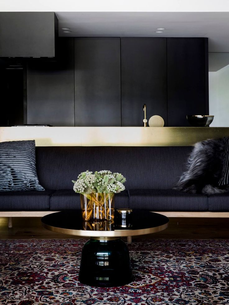 The Finger Wharf Apartment by Architect Prineas