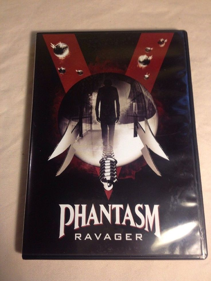 PHANTASM: RAVAGER DVD Horror