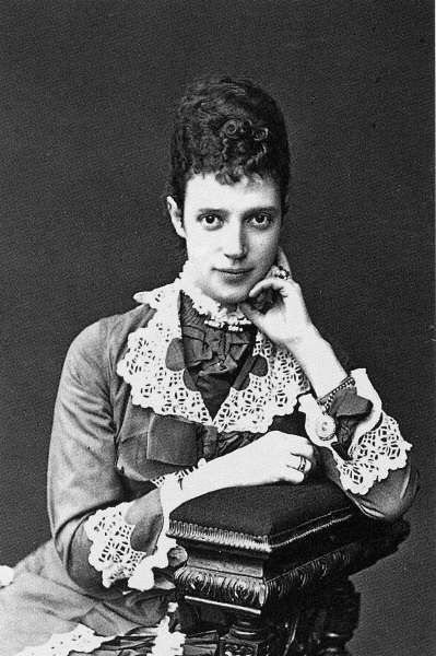 Царица Мария Федоровна Романова (Дагмар) - История красоты