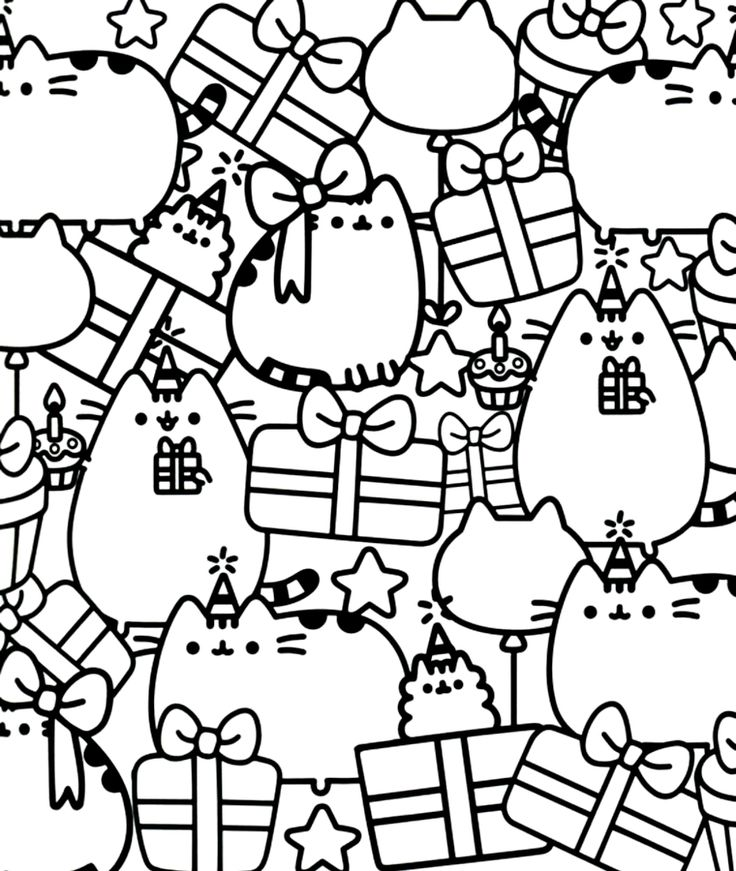 CB Pusheen Pusheen the Cat