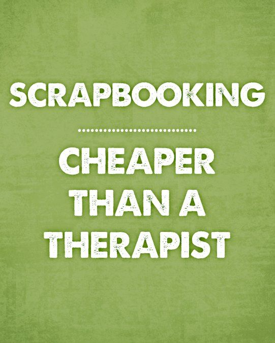 Photo: Quote - Cheaper Than a Therapist