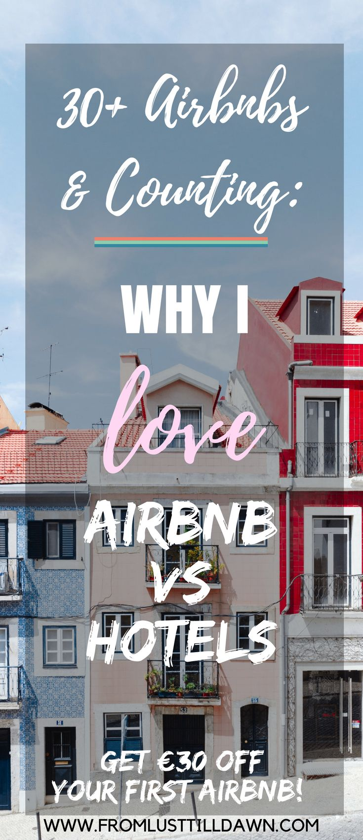 I've stayed at over 30 Airbnbs since 2011. What is Airbnb? I'll tell you what Airbnb is, why you'll like staying at an Airbnb over a hotel, how to choose a good Airbnb, and when you should NOT choose an Airbnb vs. a hotel. Click through for my best insight.   PIN FOR LATER   #airbnb #hotel #travel #accommodation