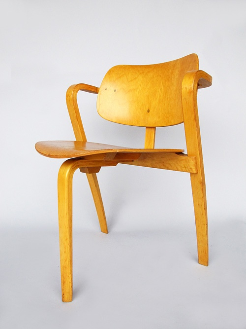 Ilmari Tapiovaara, Alska Chair for Schaumann Oy, c1960.