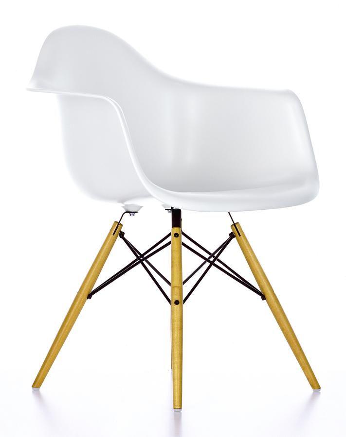 Eams plastic armchair