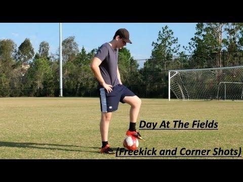 Day at The Fields (Freekick and Corner Shots)