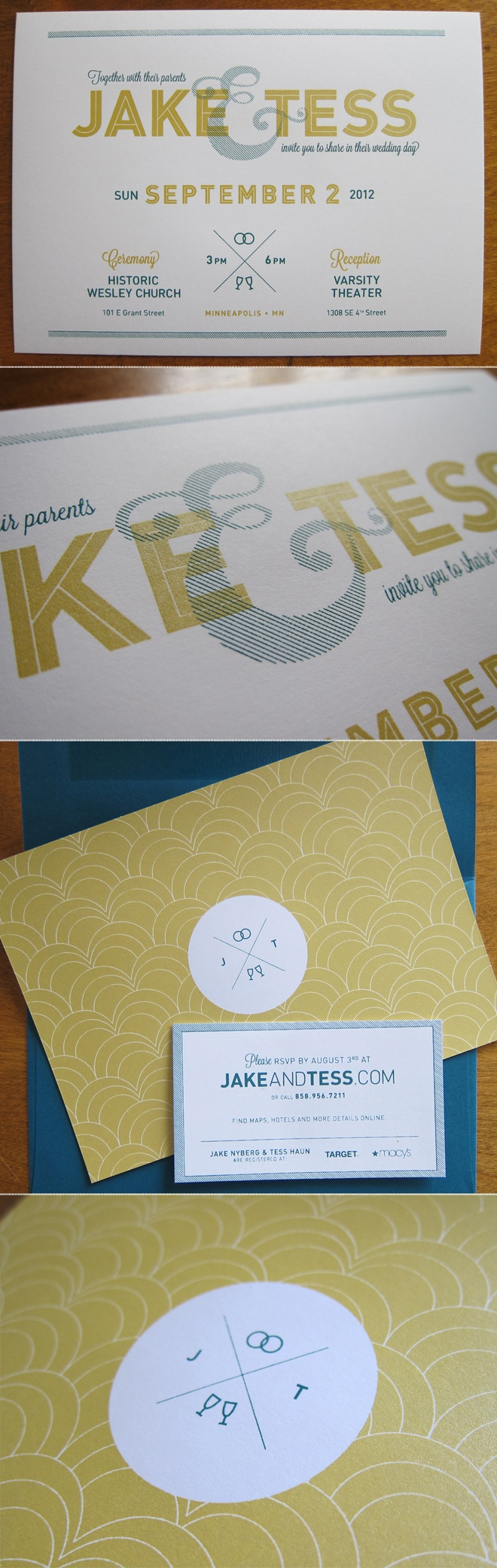 218 Best Wedding Stationery Images On Pinterest Wedding Stationery