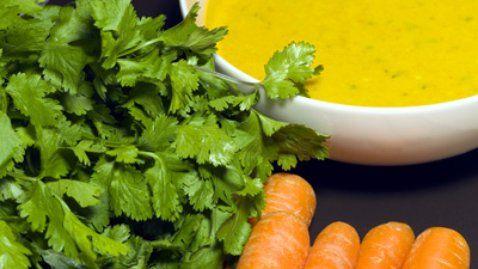 Carrot & Orange Soup - RTE Food