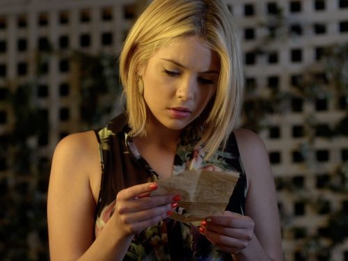 """Pretty Little Liars - Fierce [Hanna