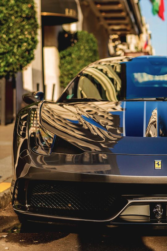 """ Ferrari 458 Speciale | AS """