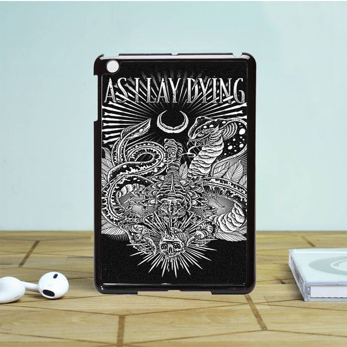 As I Lay Dying Cover Mini iPad Mini 2 Case Dewantary