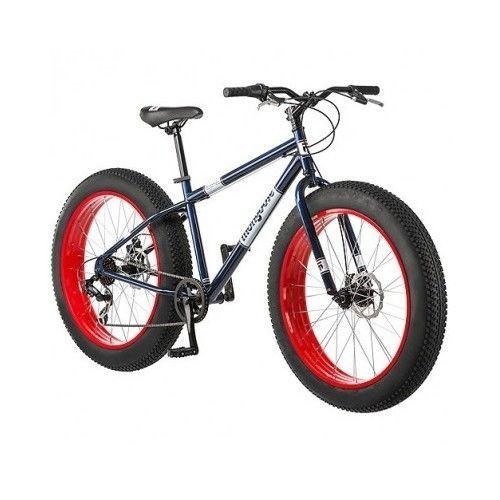 "Fat Tire Bike All Terrain Mountain BMX 26"" Men's Sand Beach Cruiser Bicycle New | eBay"