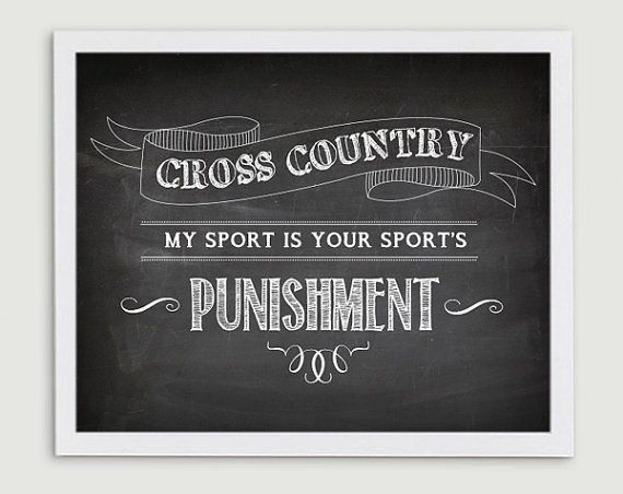 Quotes About Cross Country Running. QuotesGram