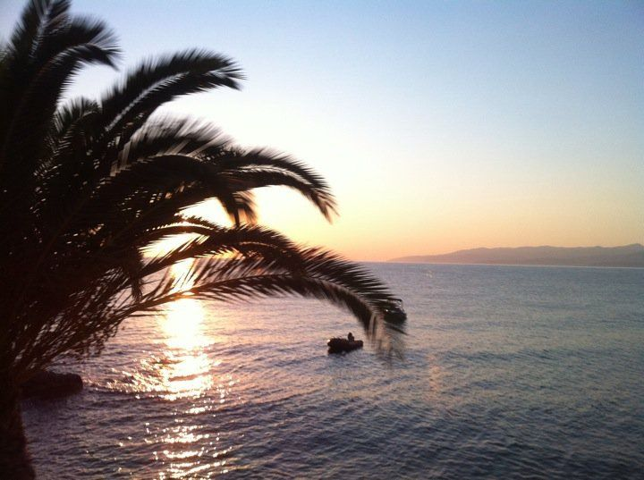 Kreta in de ochtend