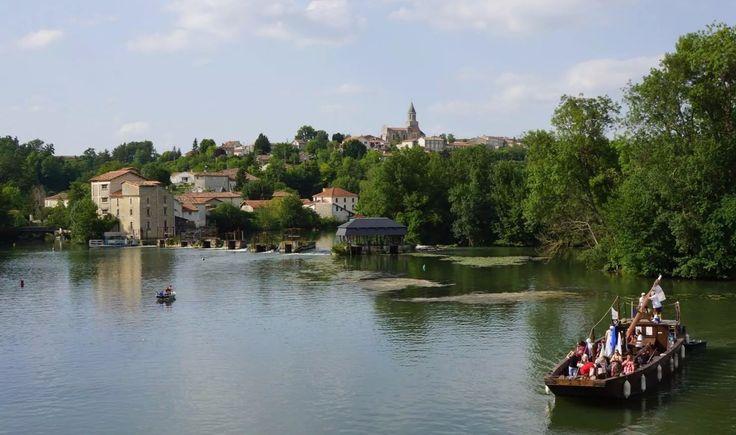 """Saint-Simeux, village labellisé """"de pierres et de vignes """" en Charente !"""