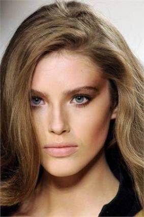 Trucco naturale #marrone #brown makeup