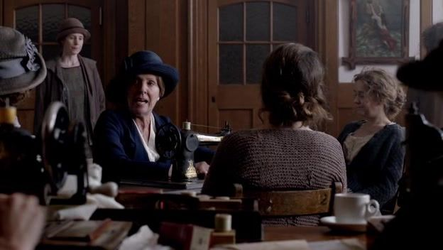 Recap of Downton Abbey Season 3 Episode 3 (S03E03) - 9