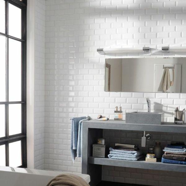 Meer dan 1000 idee n over carrelage mural op pinterest salle de bains metrotegels en bad - Carrelage mural salle de bain porcelanosa ...