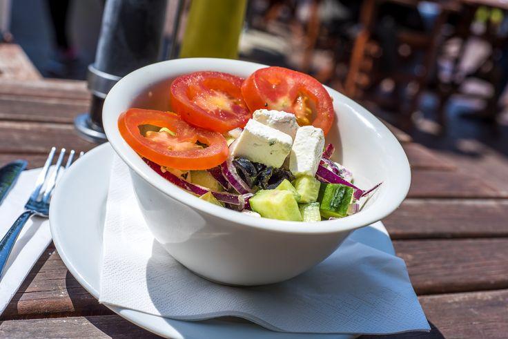Görög saláta // Greek salad