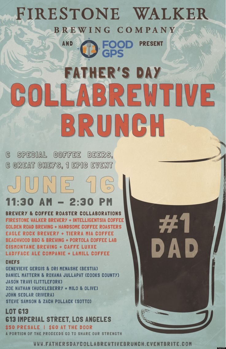 great name for a beer event  collabrewtive brunch