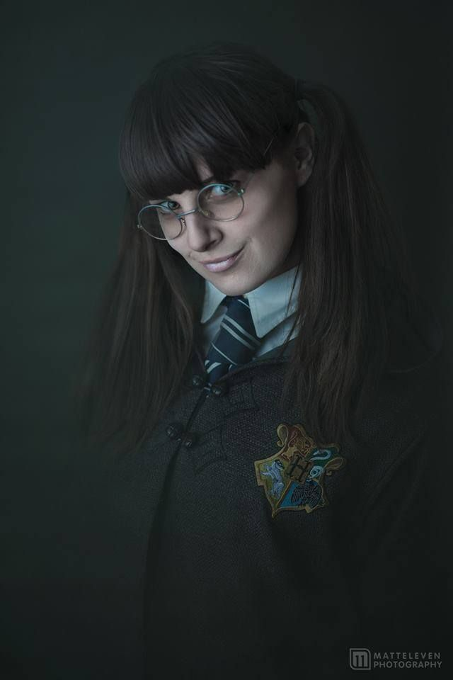 Cosplayer: Sootydragon Cosplay Photographer: MattEleven Photography Character: Moaning Myrtle From: Harry Potter Country: UK