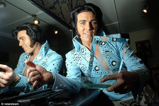 The King of Elvis impersonators is... a Stoke barber: Judges name ...