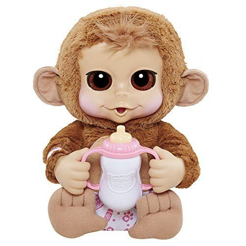 Animal Babies Deluxe Monkey by Animal Babies Review