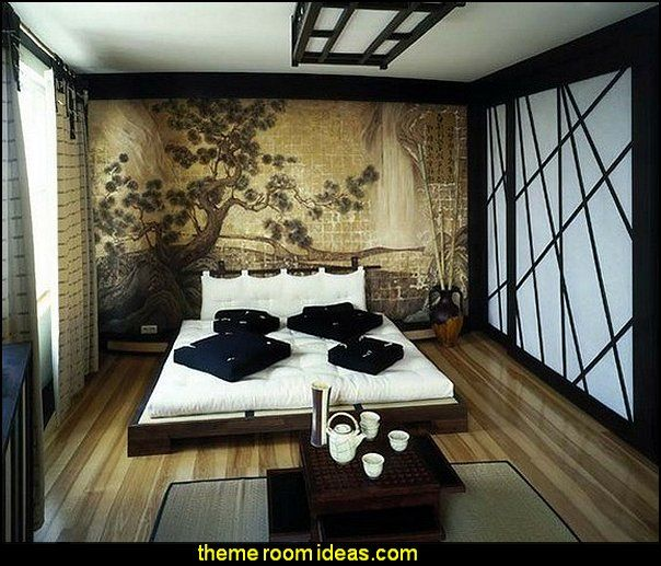 oriental bedrooms decorating asian themed bedrooms japanese theme rooms  chinese theme rooms. 17 Best ideas about Oriental Bedroom on Pinterest   Fur decor  Bed