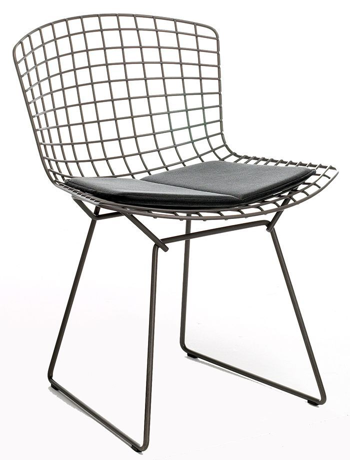 Pin By Chuck On Coffee Bertoia Side Chair Bertoia Chair Knoll Chairs