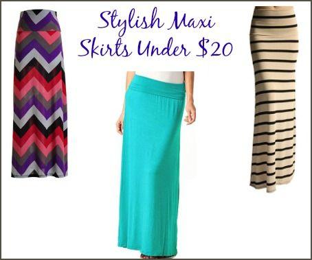 ffea419dc0 Cheap Maxi Skirts | Skirt Ify