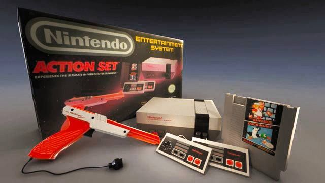 Enter our Pinterest Retro Replay Contest and win an NES! REPIN this post for a chance to win a Complete, in Box, NES W/Mario Bros.  Duck Hunt. All you have to do follow us and repin this message to qualify. Contest will run until 5 noon pacific time on Thursday, June 26. Good luck everyone and be sure to check out our retro game store @ AllStarVideoGames.com #RetroReplay #ASVGContest