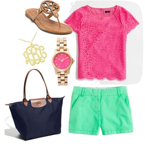 """""""Summer lovin'"""" by abbywidger ❤ liked on Polyvore"""
