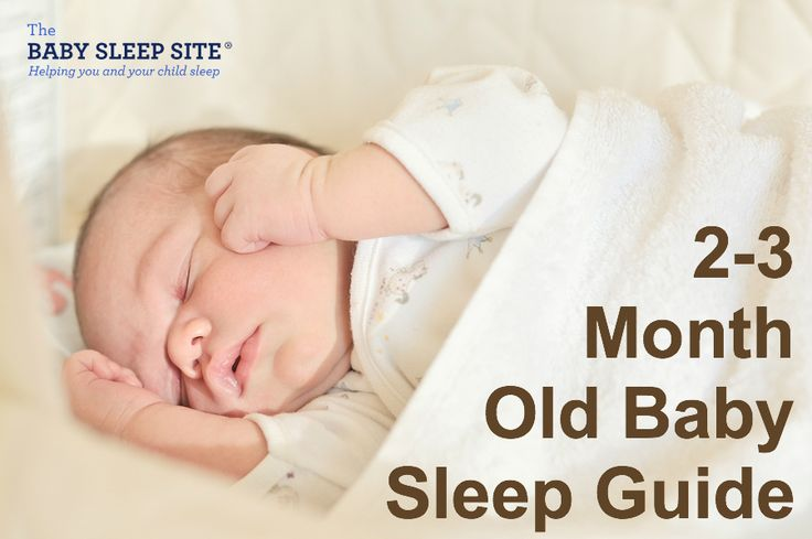 Check out our 2-3 month old baby sleep guide and get information on everything from growth spurts to short naps to recommended bedtimes. This is a comprehensive look at how to help your 2-3 month old baby sleep better: