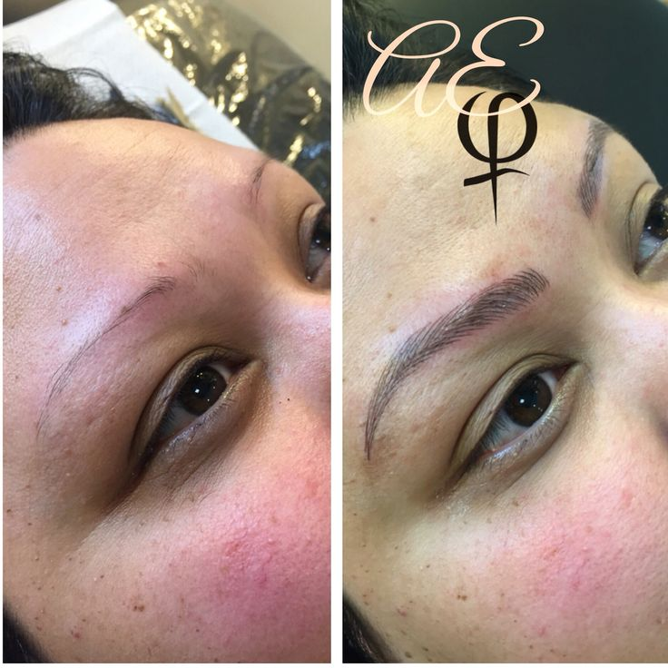 25 best a present for myself images on pinterest makeup for Best eyebrow tattoo san diego