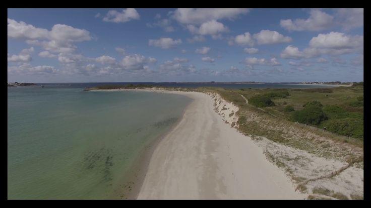 Le Guillec 26 - 04 - 2017 Drone DJI Phantom 3 4K Bretagne, France