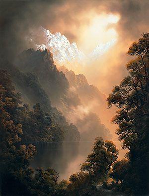 Spirit of the Mountains Tim Wilson