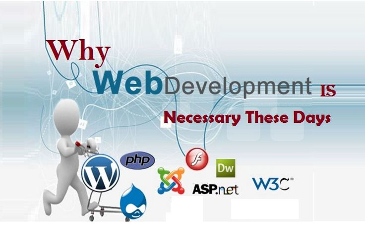 Those who outsource website development company, it is important to understand the importance of website development in today's modern world.   Why Website #Development is Necessary These Days  #WebsiteDevelopment #WebsiteDevelopmentCompany #DevelopmentTips #DevelopmentGuide