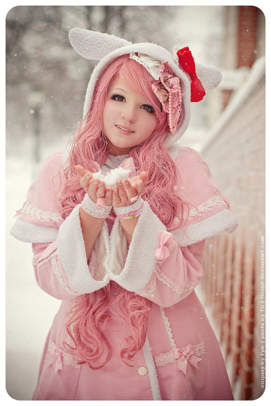Winter Lolita by  Taya