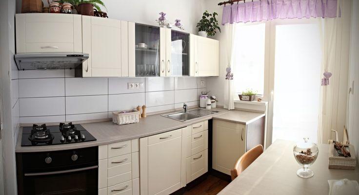 Poradca: Ing. Anna Chovanová - kuchyňa Adela