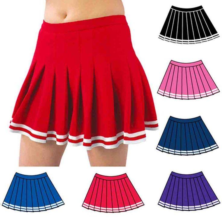 Cheerleader Uniform Pattern